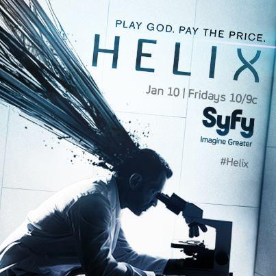 Helix, une des nouvelles séries lancées par SyFy en 2014.