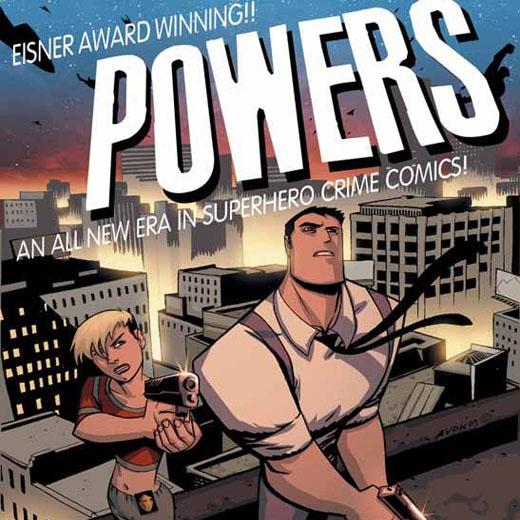 Powers: le casting de la série du Playstation Network s'agrandit