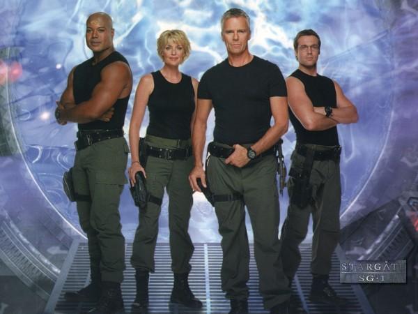 L'arrivée de l'équipe de Stargate : SG1 marque une nouvelle étape dans l'histoire de SyFy.