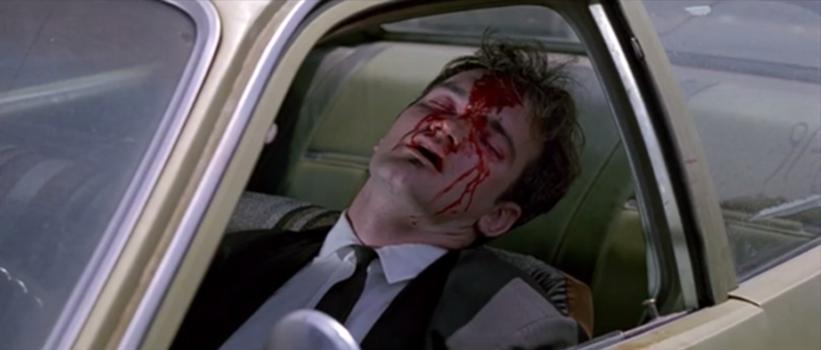 Toutes les morts de Tarantino en 4 minutes 20