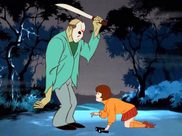 Quand les icônes du cinéma d'horreur s'invitent dans Scooby-Doo