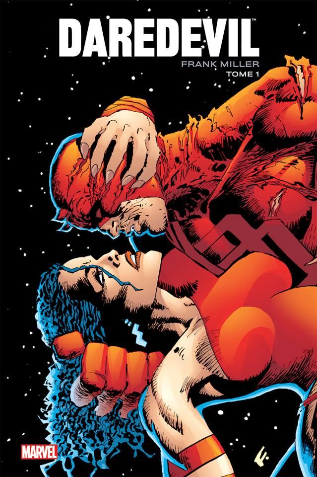 On a lu… Daredevil par Frank Miller – Tome 1