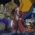 Guardians of the Galaxy a droit à son anime