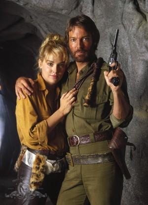 Allan Quatermain et les mines du roi Salomon (1985) : un parfum d'Indiana Jones.