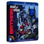 MOVIE MINI REVIEW : critique de Batman : Assaut sur Arkham