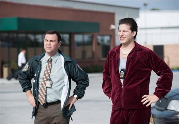 Doyle et Jake sur le tarmac de l'aéroport.