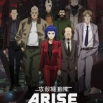 Un nouveau film d'animation Ghost in the Shell