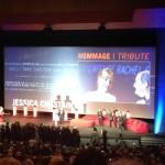 Deauville 2014, jour 1 : les larmes de Chouchan, la beauté de Chastain et un Allen mineur