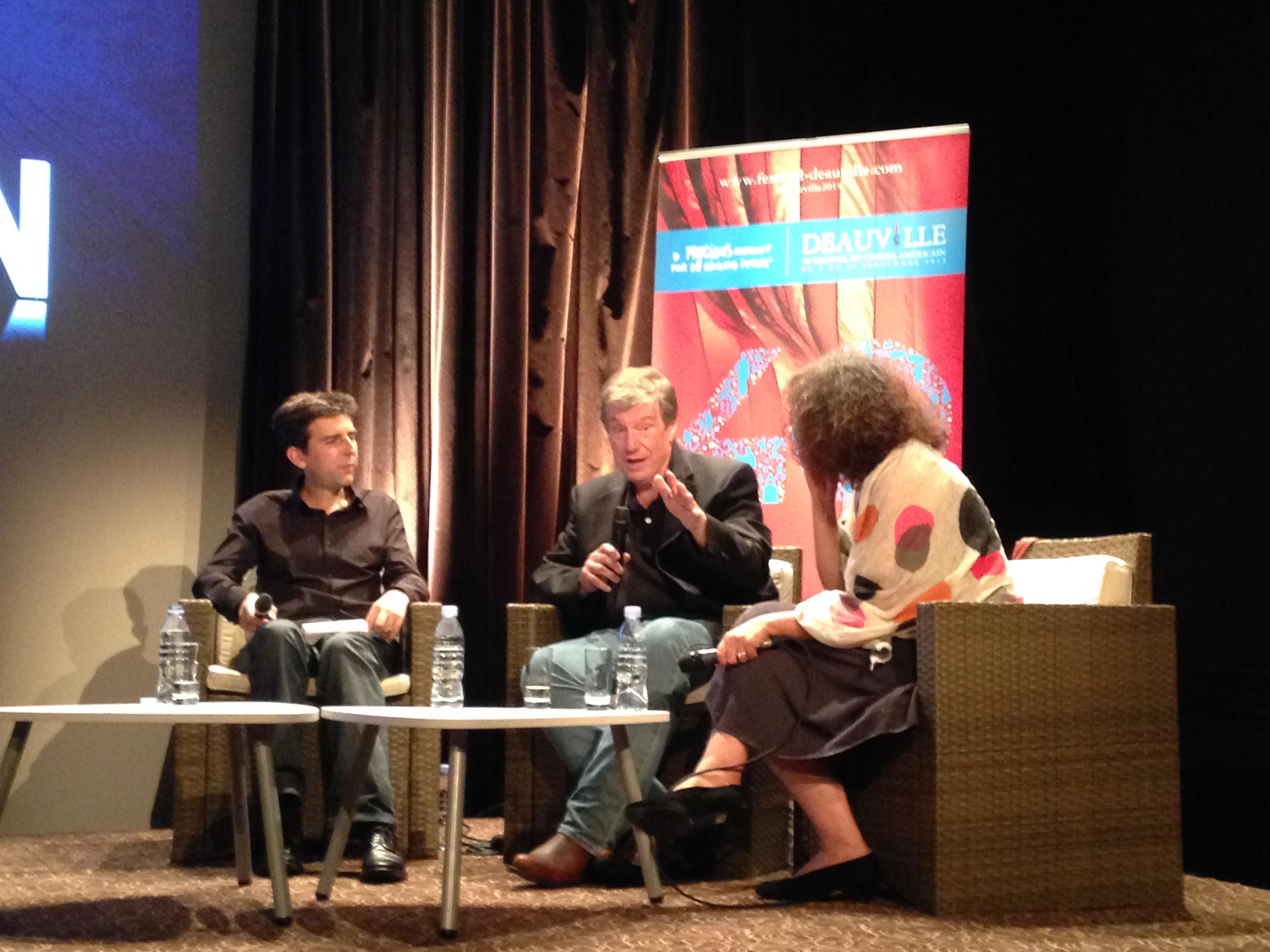 Deauville 2014, ép. 2 : JOHN McTIERNAN, Chef, Juillet de sang…