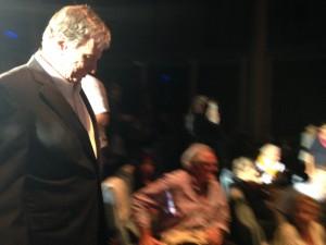 John McTiernan descend sur scène... et dans l'arène.