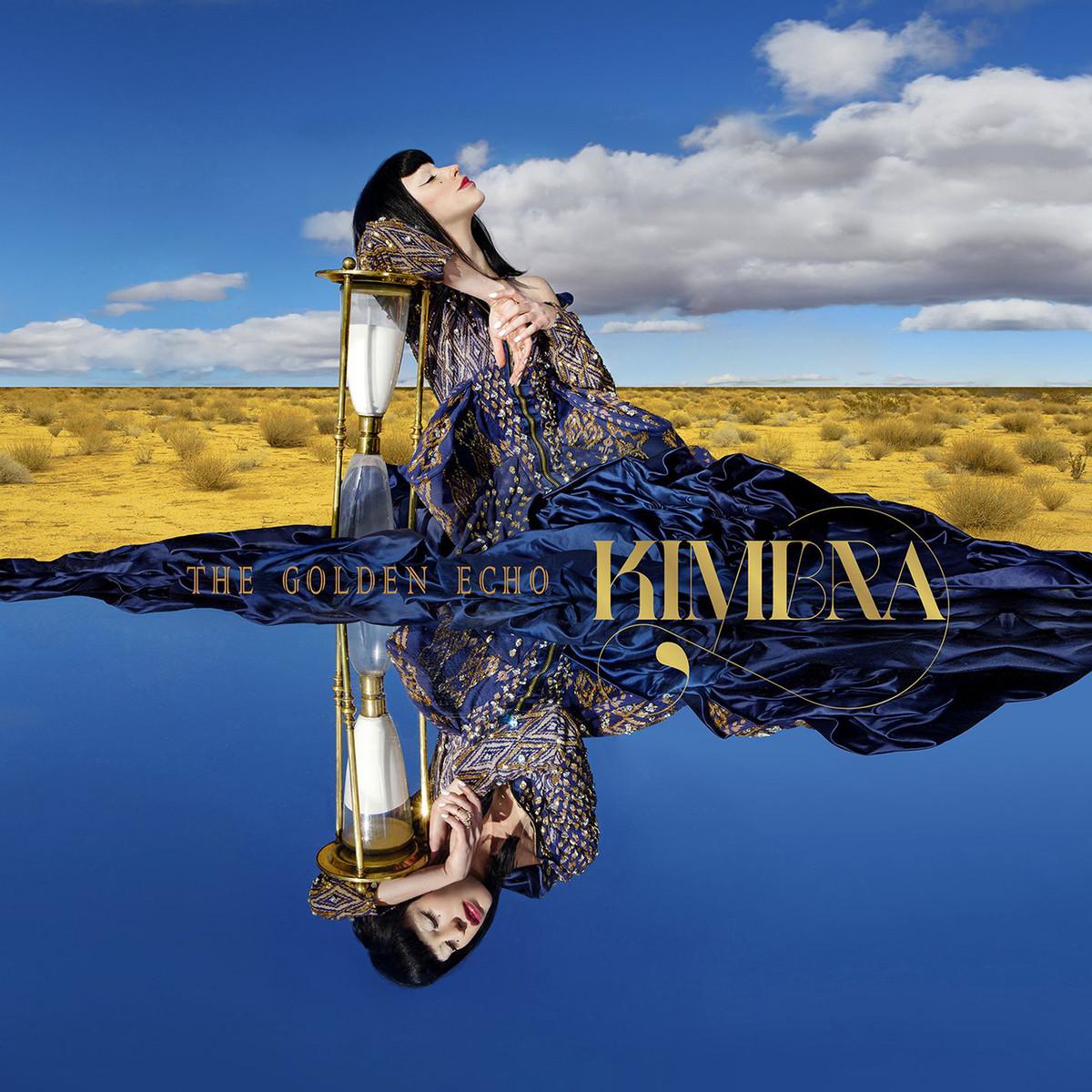 Mini Music Review : Kimbra, The Golden Echo (Warner Bros.)