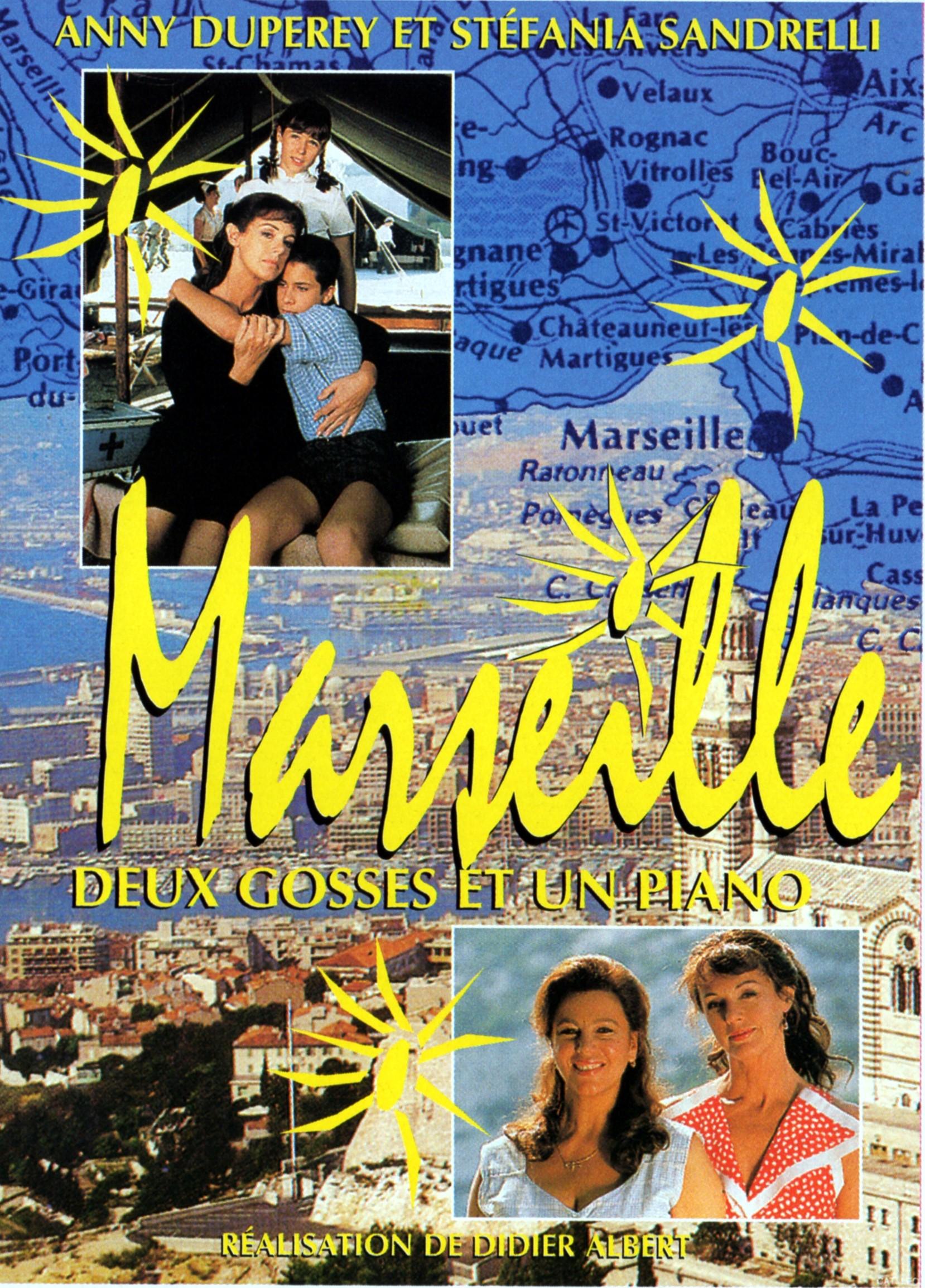 Avant Marseille sur Netflix, il y eut… Marseille sur TF1 !