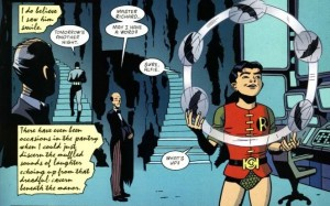 Robin - Year One #1
