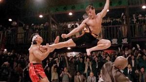 Bloodsport, de Newt Arnold (1988). Et Van Damme devint star des vidéo clubs.