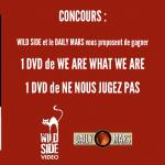 Concours We Are What We Are/Ne Nous Jugez Pas : Gagnez des DVD