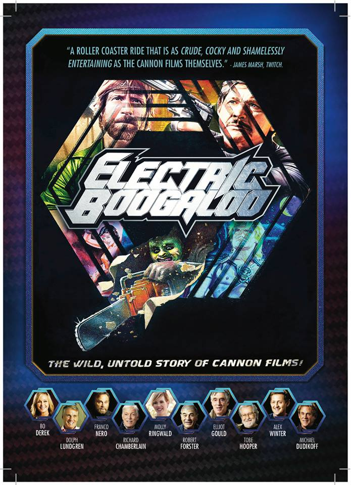 Etrange Festival : Electric Boogaloo : The Wild, Untold Story of Cannon Films