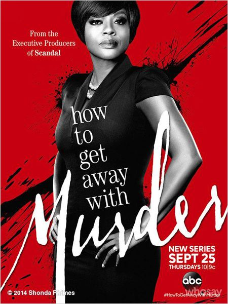 Pilote automatique : How to get away with murder – «Pilot» (ABC)