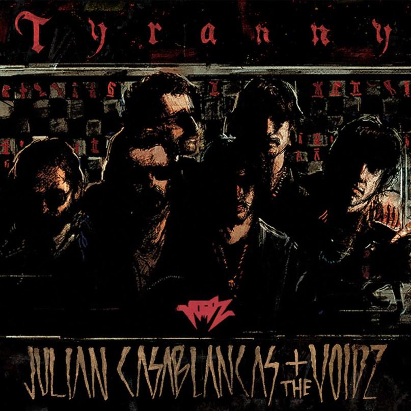 Julian Casablancas + The Voidz dévoilent un premier morceau