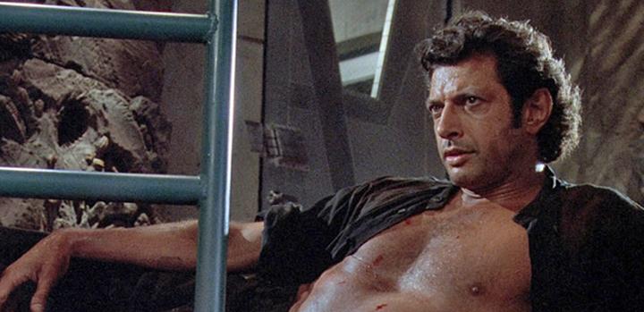 Les bégaiements de Jeff Goldblum version supercut