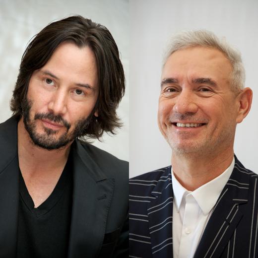 Keanu Reeves et Roland Emmerich vont produire une série sur les mondes virtuels