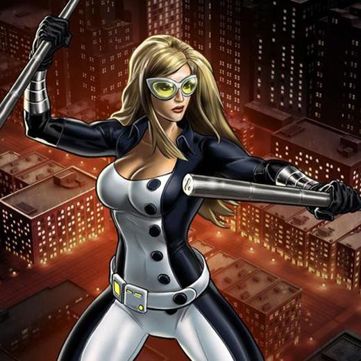 Une première photo d'Adrianne Palicki chez les agents du S.H.I.E.L.D.