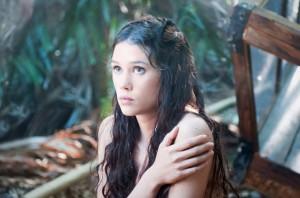 Astrid en sirène dans Pirates des Caraïbes - la fontaine de jouvence, de Rob Marshall