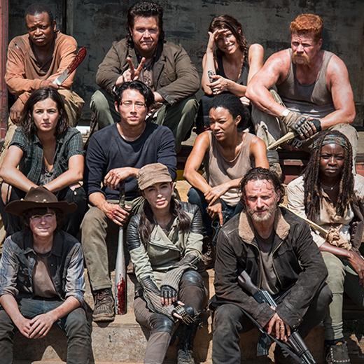 The Walking Dead saison 5: le trailer qui sent la joie