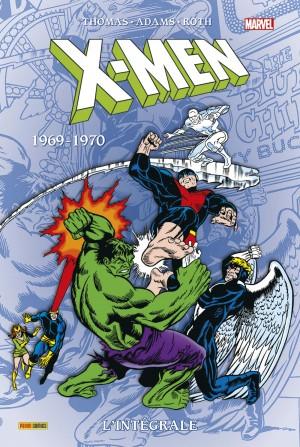 X-men - l'intégrale 1969/1970