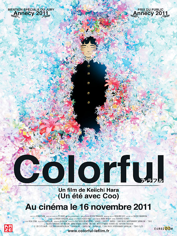 Re-Anime: Colorful (de Keiichi Hara)