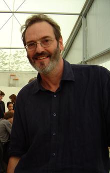Robert Holdstock, à Epinal en 2004.