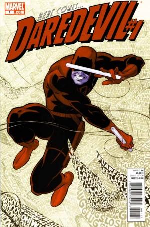 Here Come Daredevil