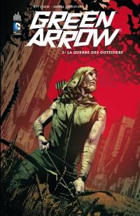 On a lu… Green Arrow de Jeff Lemire et Andrea Sorrentino