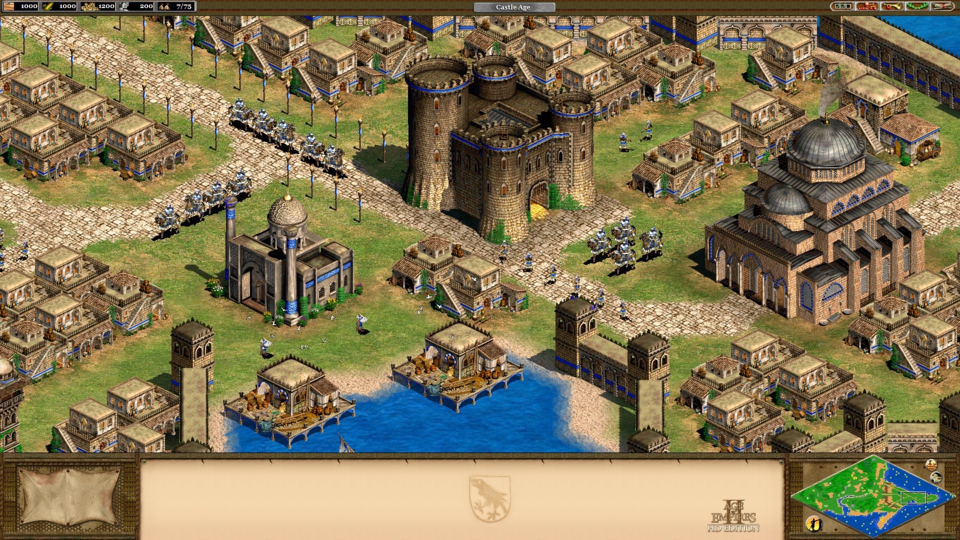 Age of Empires II A