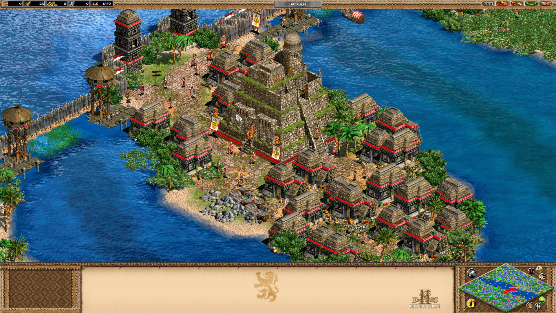 Age of Empires II B