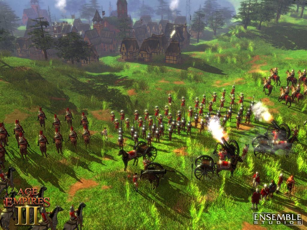 Age of Empires III C