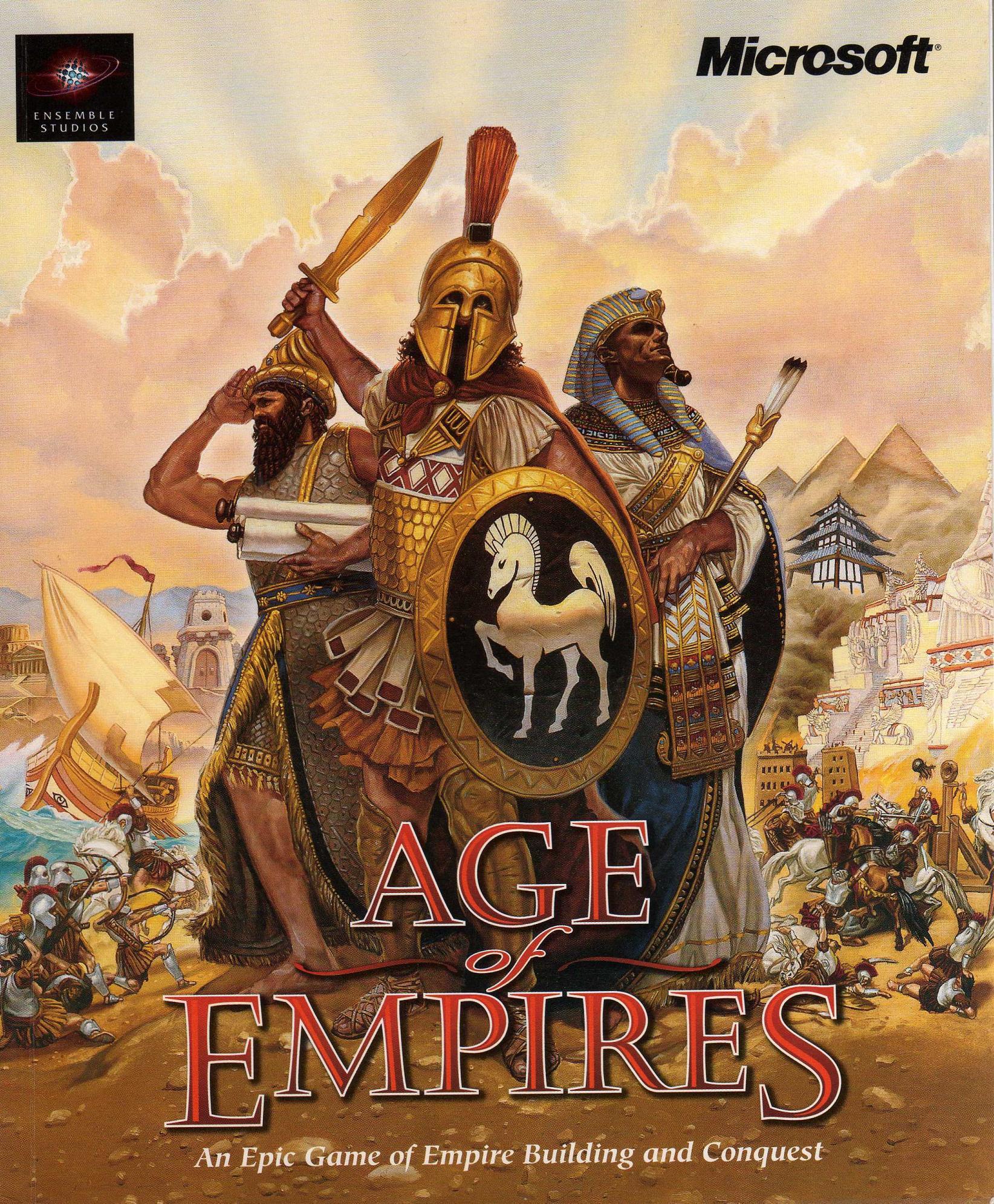 Replay sur… la saga Age of Empires