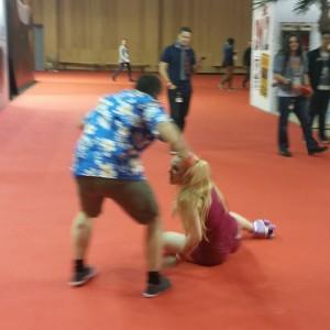 Zombie contre Roller Girl : j'ouvre les paris !