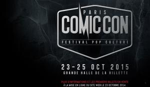 Comic Con Paris 2015