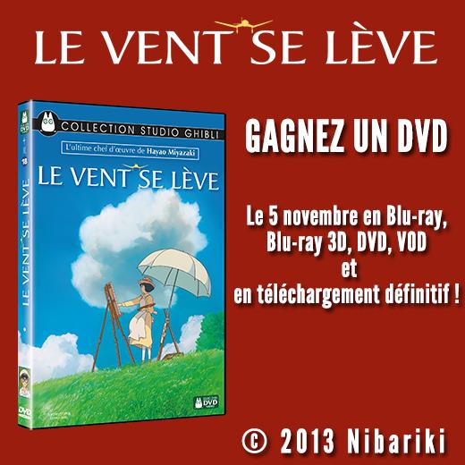 Concours Le Vent se Lève, gagnez un DVD