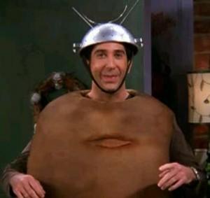 L'indémodable costume de Ross