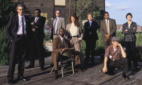 La distribution de Homicide saison 5.
