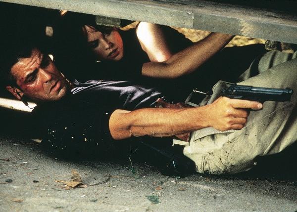 Clooney et Kidman dans Le pacificateur.