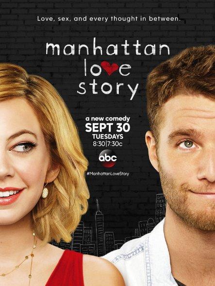 Pilote Automatique : Manhattan Love Story – « Pilot » (ABC)
