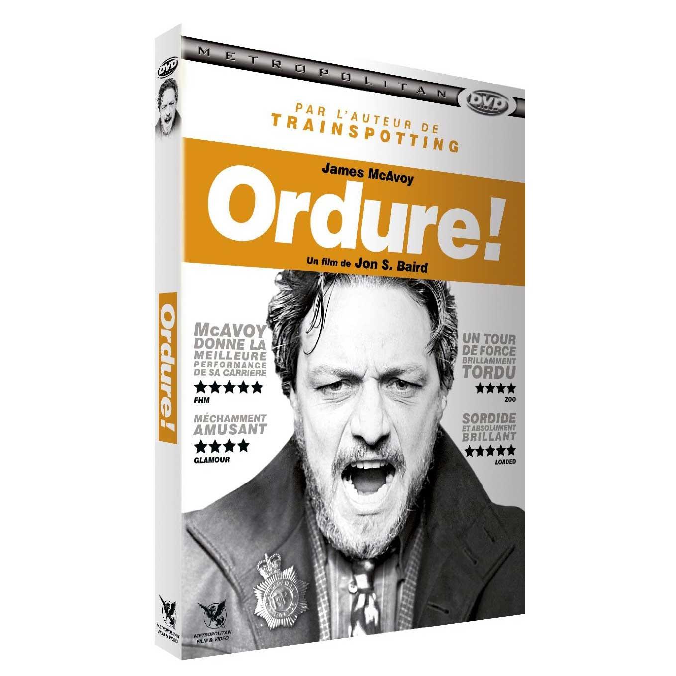 MOVIE MINI REVIEW : critique de Ordure !