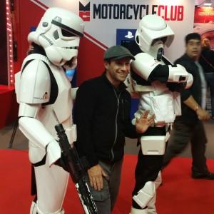 Des Storm Troopers gèrent la sécu...