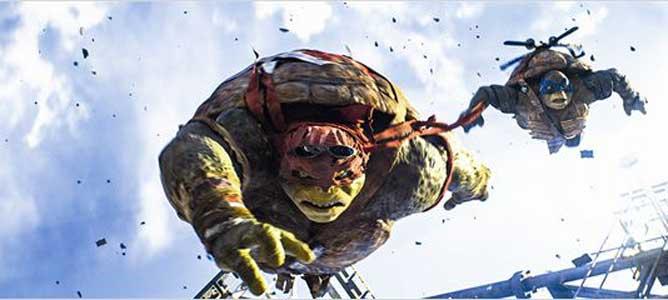 MOVIE MINI REVIEW : critique de Ninja Turtles