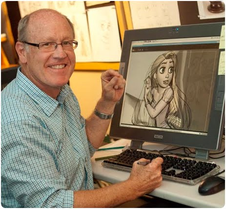 Masterclass Glen Keane, magicien de l'animation