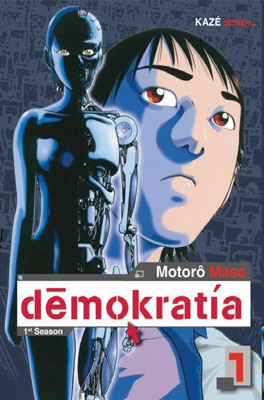 Motorô Mase revient avec Demokratia