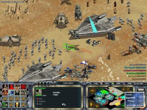 galactic battleground