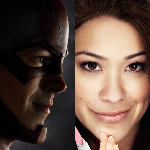 Jane the Virgin et The Flash renouvelées par la CW